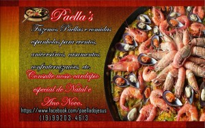 PAELLA DO JESUS