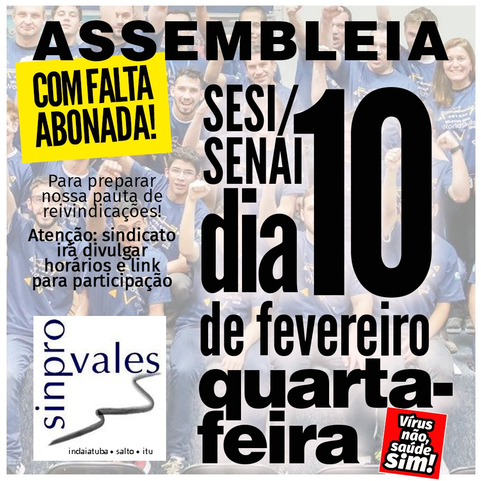 ASSEMBLEIA 10022021